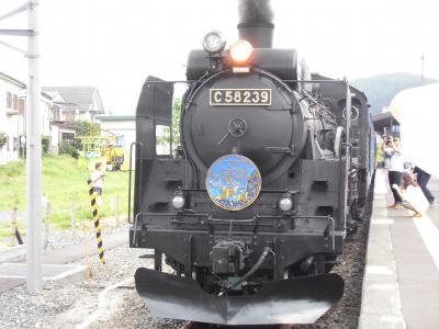 SL銀河鉄道で夢実現
