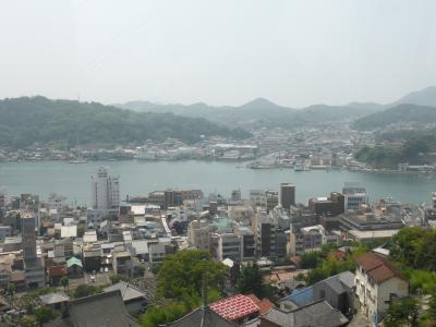 尾道までオペラを聴きに。伊東から東京経由で尾道まで「のぞみ」初乗車旅行記。千光寺からの景色は心に残りました~。一日目。