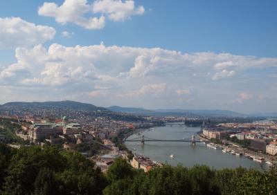 2014年7月 中欧4ヵ国とドイツをめぐる鉄道の旅 (2) ブタペスト編