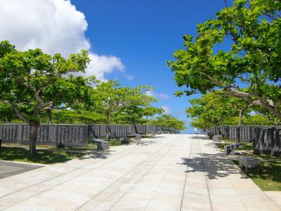 出張隙間旅 -沖縄を男一人でドライブ縦断