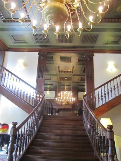 2014年ドイツ旅行~12年ぶりの再訪~ハイライトその3【アイゼナハのホテル編】シュタイゲンベルガー・ホテル・チューリンガー・ホフ