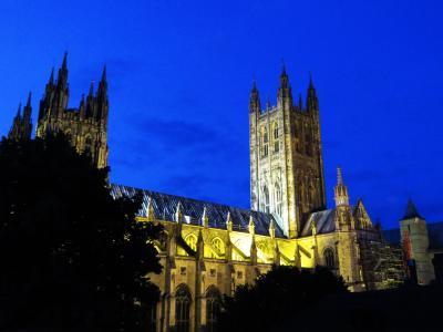 イギリスを気ままに旅行 ① ー 先ずはカンタベリー(Canterbury)を訪問