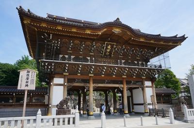 【 2014年 海外旅行ついでの成田山新勝寺 】