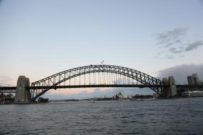 Summer resort Sydney 2014 冬 2日目後半 (シドニー)