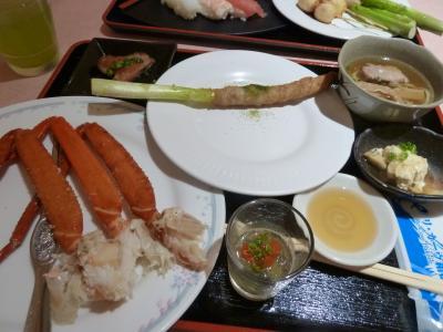 子連れ滞在・7回目のリ・カーヴ箱根☆到着した途端、胃腸炎に襲われたぁ・・・バイキング夕食どうする?