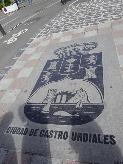 スペイン3ヶ月滞在。北部バスク地方のカストロCastroに滞在①