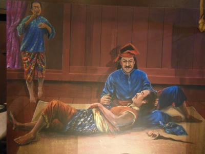 マラッカ2014・・・(3)マラッカ王国英雄伝 「ハン・トゥア物語」 正義と忠節が生んだ悲劇
