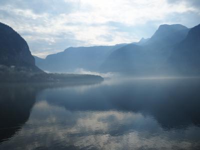 『ハルシュタットの湖畔散歩』 オーストリア~ドゥブロヴニク 水と旧市街の美景