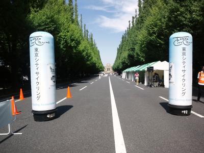 TOKYO CITY CYCLING 2014...w