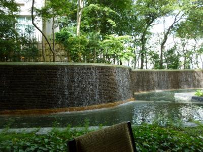 福岡の老舗ホテルでのんびり(西鉄グランドホテル)