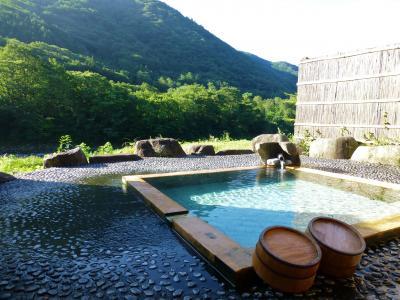 〈南魚沼&みなかみ〉 おいしい旅♪ ほっこり旅♪(3)~利根川のほとりの静かな湯宿 《ゆの宿 上越館》@うのせ温泉