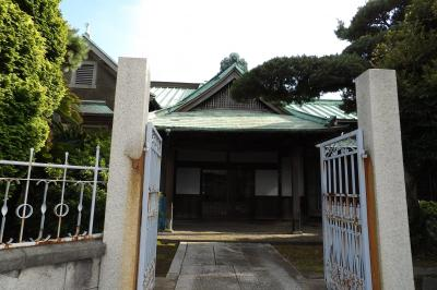 和洋折衷の古民家(神奈川県平塚市平塚4)