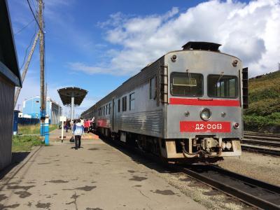 極東ロシア2014(その5) - ユジノサハリンスク(3):ホルムスクからチェーホフへ