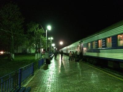 極東ロシア2014(その6) - ユジノサハリンスク(4):ユジノサハリンスクからノグリキへ