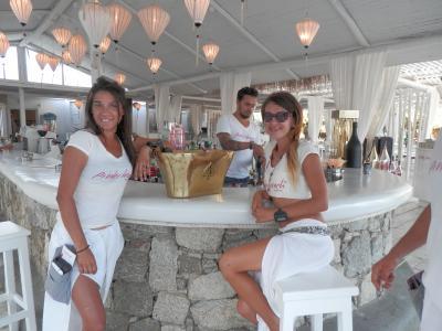 ギリシャ・エジプト・周遊記⑨ミコノス島・スーパーパラダイスビーチへ行ってきました。