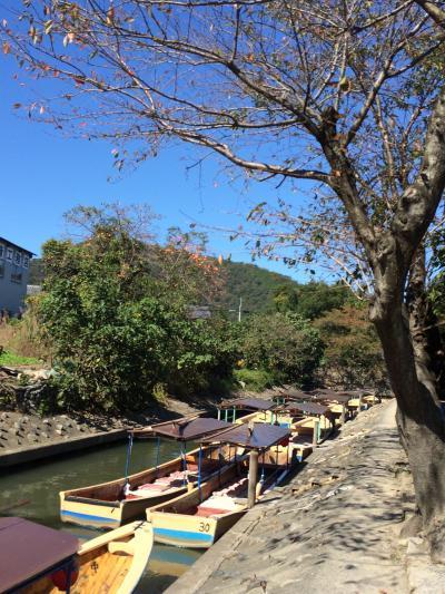琵琶湖 滋賀・・・近江八幡水郷めぐり和船と 国宝彦根城と玄宮園