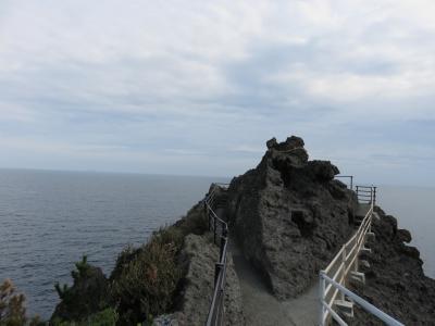 土日でまったり小旅行!静岡・伊豆の旅-3「伊豆半島最南端石廊崎へ」編