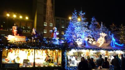 ドイツ:クリスマスマーケットのハシゴ旅①