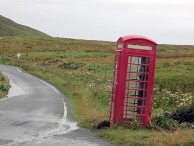 2014スコットランド 風と偉人を探しに スカイ島 day2 Duntulm Castle/Quiraing
