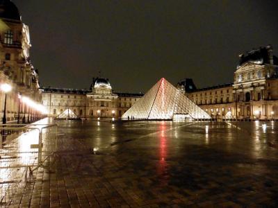 2014秋のパリ2泊3日★2 ルーブル美術館