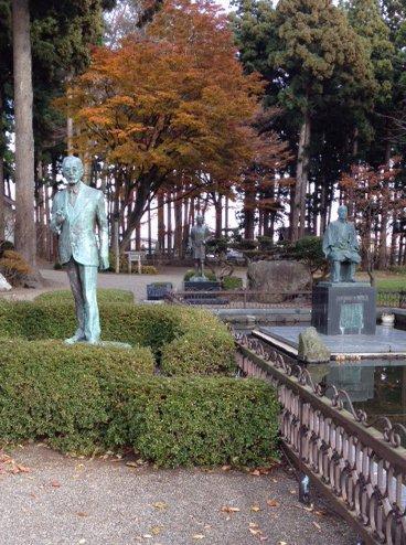 新渡戸稲造を訪ねる、十和田・花巻の旅
