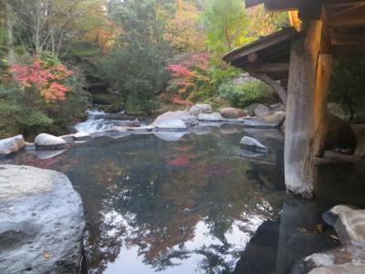 温泉に来たのに温泉が壊れている!? その4 入りたかった・・・山みず木の露天風呂