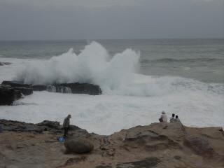 台風接近!ドキドキ白浜旅行