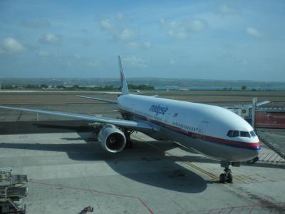 台北発券・激安マレーシア航空Cクラスで行くクアラルンプール経由バリ島[搭乗記]