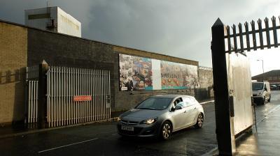★北アイルランド(アントリム州) −(3、完)北アイルランド紛争中に築かれたピース・ラインとその周辺