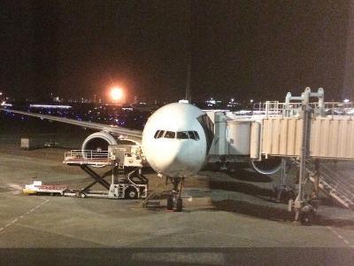 JAL149便搭乗記~ビジネスクラスシートを体感