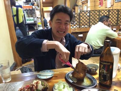 2015年1月 大阪通い妻で遠征☆香川名物骨付き鶏を食べよう♪
