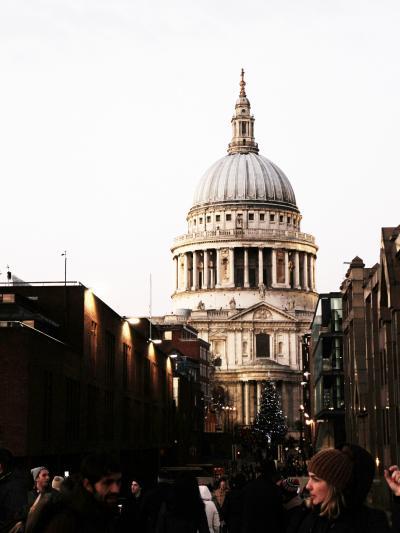 宝箱を探して☆ちょっぴり一人旅♪ Victoriaな風を感じる London & テムズ川 てくてく 橋めぐり 【家族と歩く真冬の英国(ロンドン)-1】
