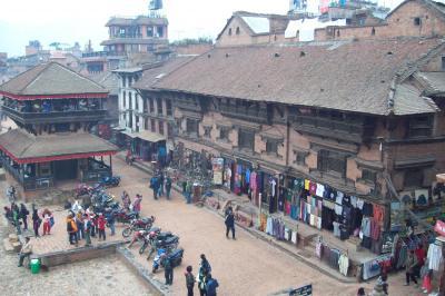 2015ネパール旅行③ バグタプル~ナガルコット