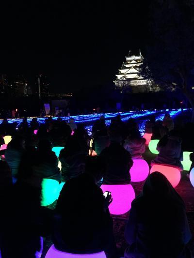 冬の関西旅行 | JALでいく大阪・京都  1日目 | 2014年12月