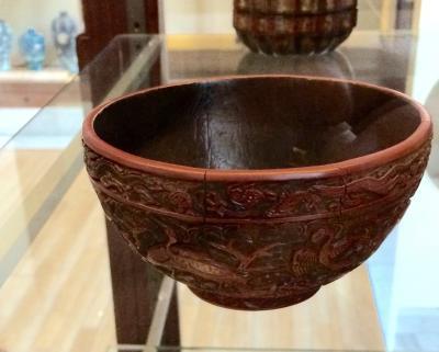 大英博物館でお茶碗拝見 2014年12月