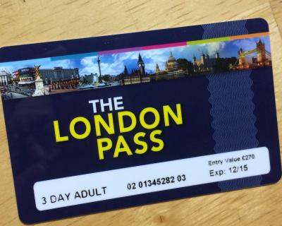 ロンドンパスはお買い得ですか?2014年12月~追補版