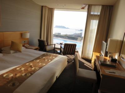 鎌倉プリンスホテルで素敵な海を3~江ノ電に乗ってホテルへ