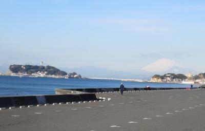 鎌倉プリンスホテルで素敵な海を5~朝食バイキングと朝のおさんぽ