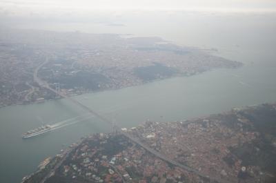 2015正月 イスタンブール5時間トランジット観光