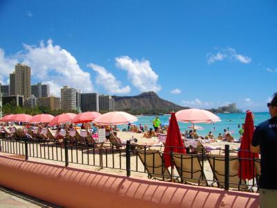 2015.3月ハワイ