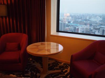 名古屋への旅2015春(8年振りの家族4人旅)2 ホテル編