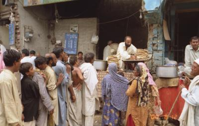パキスタン・インド旅(パキスタン)