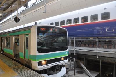 2015年4月関東鉄道旅行1(上野東京ライン)