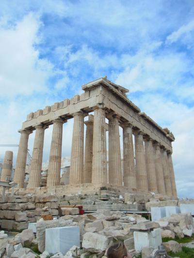 年末年始のギリシャ旅 その4~アテネ市内観光編