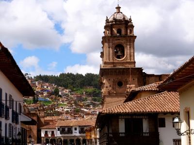 バックパックで南米周遊:ペルー/標高3400mの街クスコ