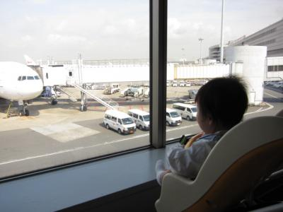 旅する赤ちゃん~初物づくしの伊予国旅その1~