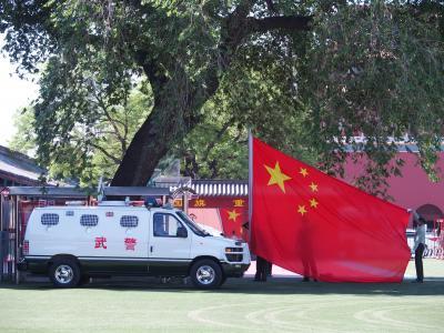 よりによって、また中国へ。~日本のGWは中国も祝日で、スモッグもなく快晴の北京市へ~