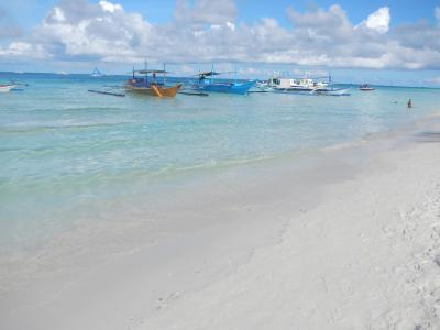 2015年GW旅行はボラカイ島!1日目・・ボラカイ島は遠かった^^