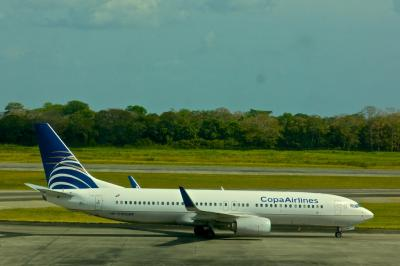 COPA AIRLINES B737-800 ビジネスクラス体験 US特典航空券で世界一周 CM471 YYZ PTY
