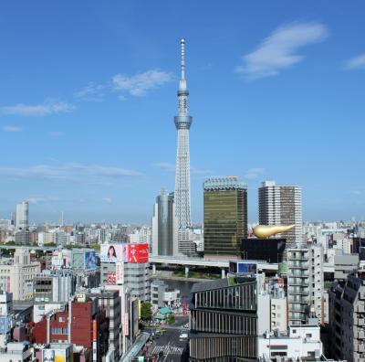 GW最終章:東京